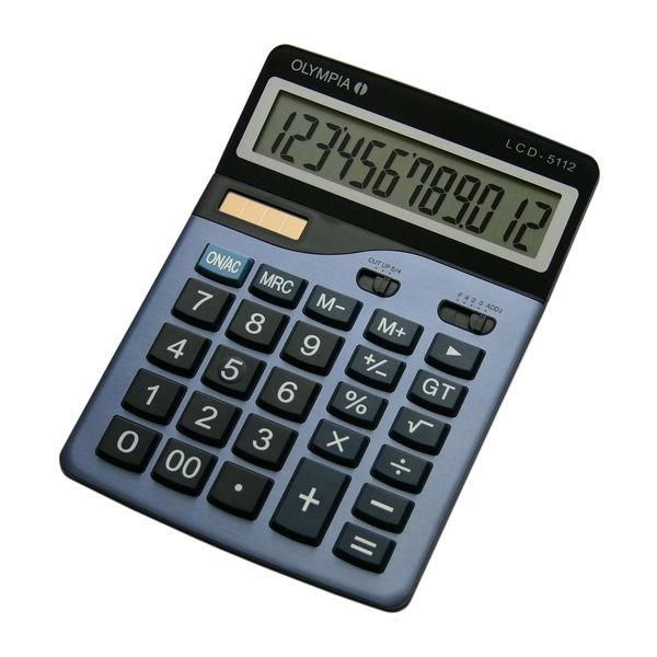 Kalkulator OLYMPIA LCD-5112
